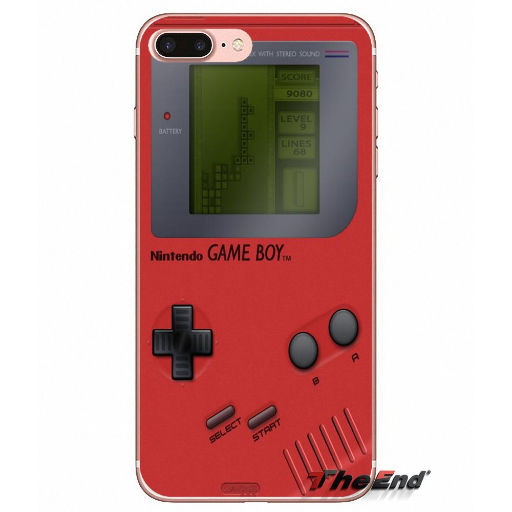 US $1 0 |Gameboy Game Boy PSP Game Box Pokemon Case For Huawei P Smart Y6  Pro P8 P9 P10 Nova P20 Lite Pro Mini 2017 SLA L02 SLA L22 2i-in  Half-wrapped