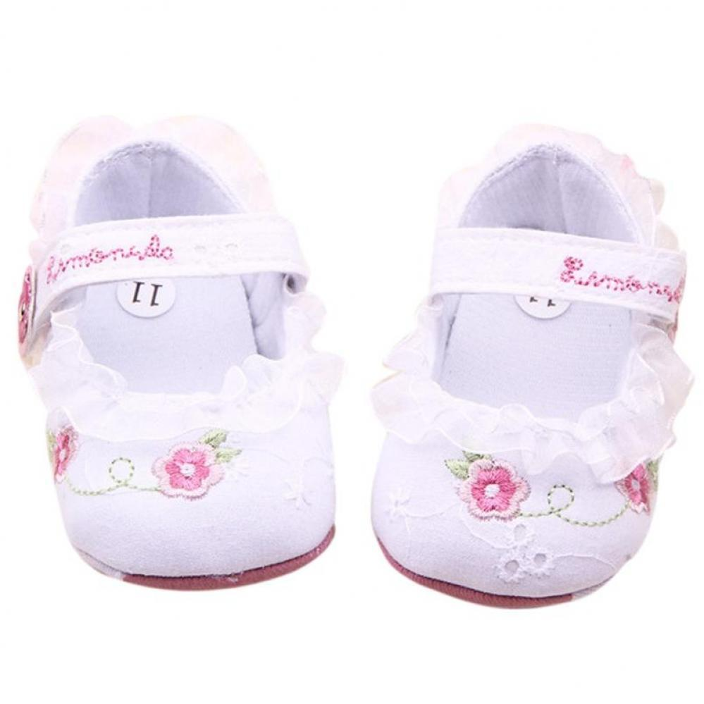 Mother & Kids Trustful Baby Toddler Shoes Lace Polka Dot Shallow Baby Girl First Walker Shoes Attractive Appearance