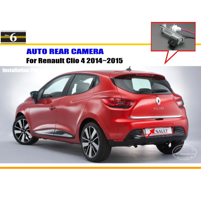 buy car rear view camera for renault clio. Black Bedroom Furniture Sets. Home Design Ideas