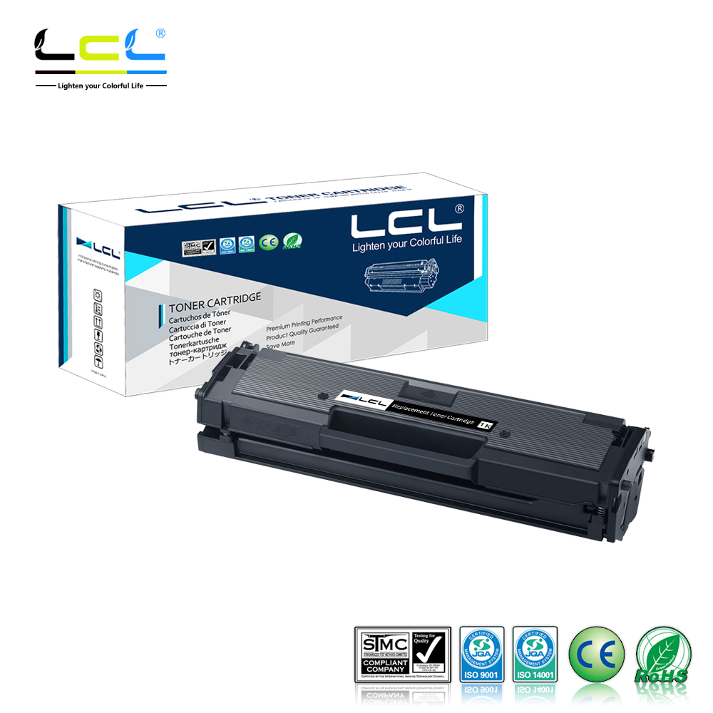 LCL MLT-D111S MLT D111S (1-Pack Black) Toner Cartridge Compatible for Samsung SL-M2020/2020W/2022/2022W/2070/2070W картридж для принтера befon mlt d111s d111 mlt d111s 111 samsung xpress m2070 m2070fw m2071fh m2020 m2020w m2021 m2022 m2022w befon for xpress sl 2070 f m2020w m2022 m2022w toner cartridge