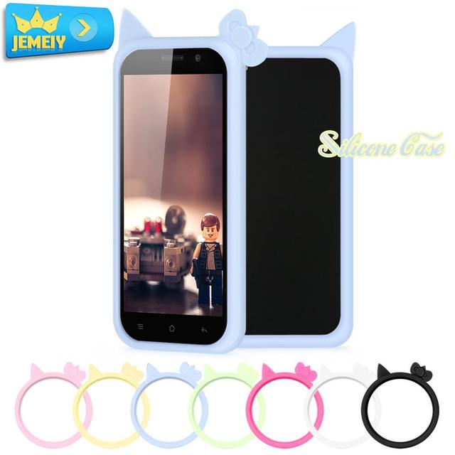 For MPIE M10 Wileyfox Swif Universal Silicone Ring Frame Case Cover Circle Bumper Phone Cases Large Size