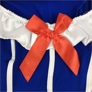 Image 5 - Женский костюм Белоснежки для взрослых, карнавальное платье для Хэллоуина, сказочное женское платье размера плюс, праздничная одежда