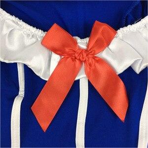 Image 5 - Kostium królewny śnieżki dla dorosłych kobiet Cosplay karnawał przebranie na halloween dziewczyny bajka kobiece przebranie Plus rozmiar strój na imprezę