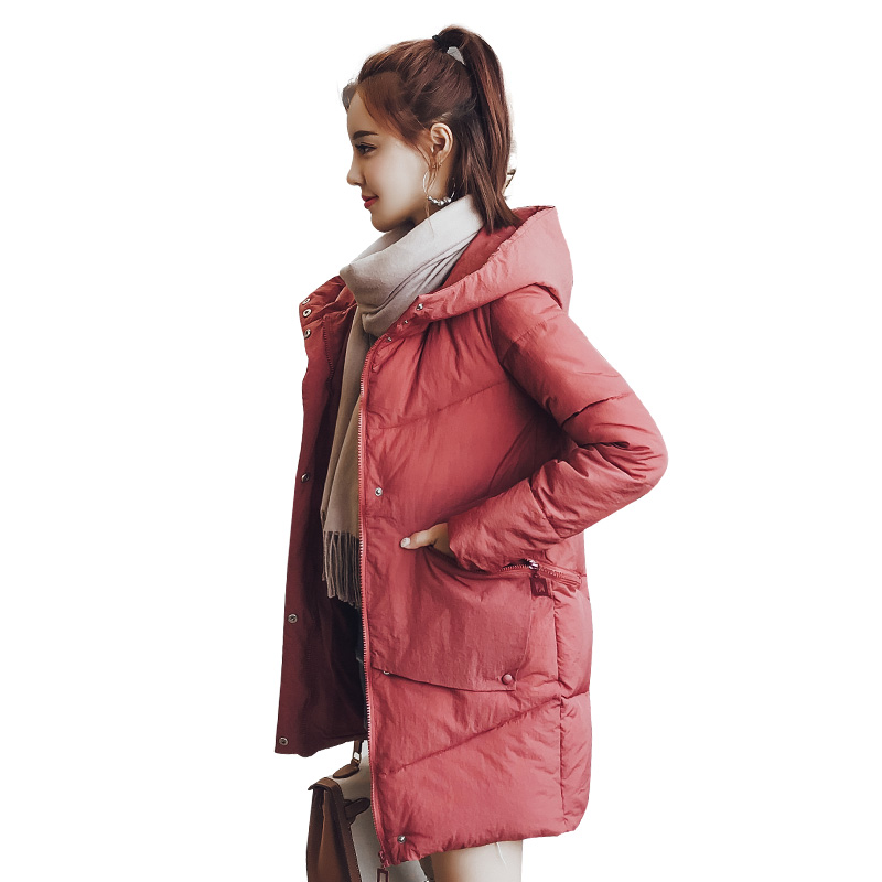 KUYOMENS Winter Coat Women 2018 Autumn Wear High Quality Winter Jacket Women  Outwear Long Parkas Thick Coats 548812a07044