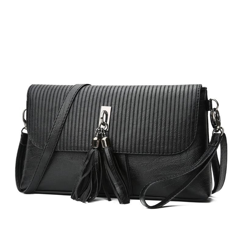 BARHEE Hohe Qualität Lässig Frauen Leder Umhängetasche Einfache - Handtaschen