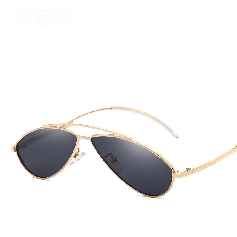 Curve Sun Glasses Ocean Piece Cat Eye Sunglasses Male Women 39 s Sunglasses in Men 39 s Sunglasses from Apparel Accessories