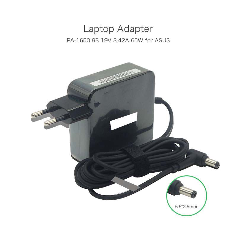 Genuine 19V 3 42A 65W 5 5 2 5mm Power AC Charger For Asus X551 Series