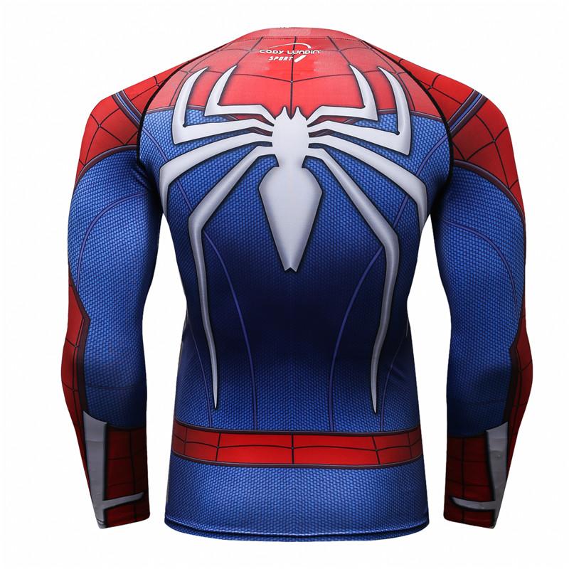 Spider-Man-Compression-Shirt-Raglan-Sleeve-3D-Printed-Men-T-shirts-Fitness-Male-Quick-Dry-Bodybuilding (1)
