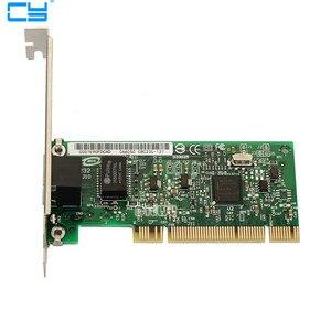 Image 1 - Pro/1000 8391GT 82541 pci gigabit RJ45 carte réseau ros plaque esxi Lan carte en gros
