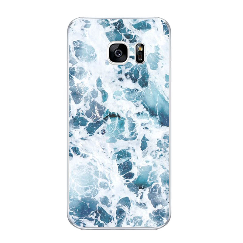 Para Samsung Galaxy J3 J5 J7 2016 Funda de teléfono S4 S6 S7 Edge - Accesorios y repuestos para celulares - foto 3