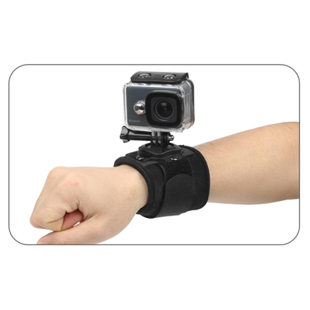 SHOOT 360 Degree Rotation Hand Wrist Strap for GoPro Hero 9 8 7 5 Session Xiaomi Yi 4K Lite SJ4000 H9r Arm Belt Go Pro Accessory-5