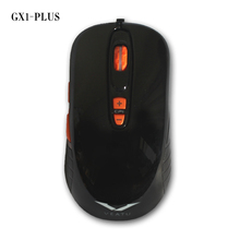 NEWMEN GX1-plus professional e-sports gaming mouse 4000dpi with Breathing light computer mouse for LOL CF