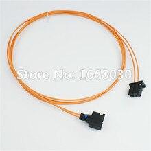 LA MAYORÍA de Cable De Fibra Óptica Conectores Macho A Hembra Para Audi BMW Benz 100 CM
