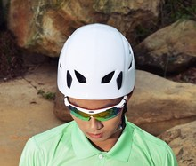 Rock Climbing Helmet Mountain Ice Water Sports Special Outdoor inmolded  helmet free ship