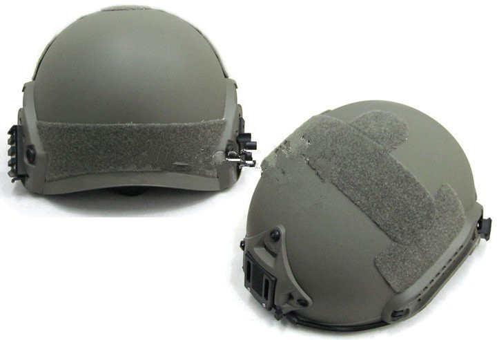 Casco balístico rápido FG casco militar casco de seguridad casco de motocicleta