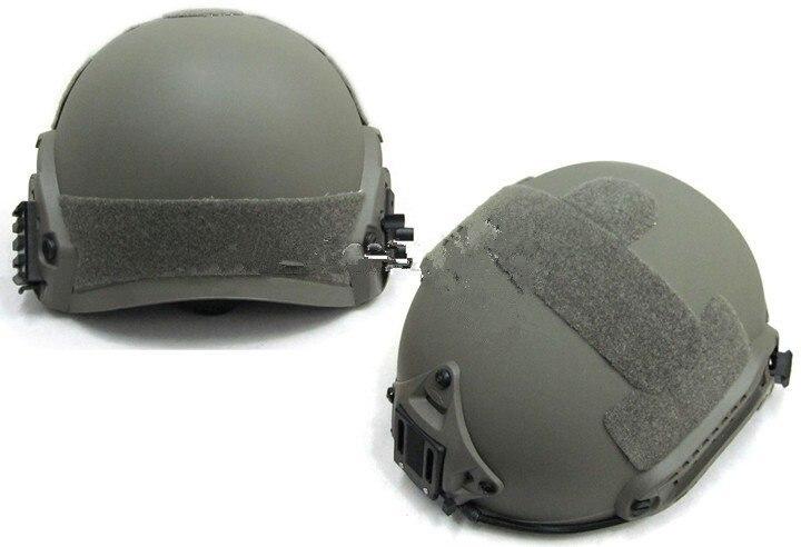 FAST Ballistic Helmet FG Military Helmet Safety Helmet Motorcycle Helmet