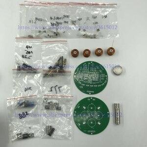 Image 1 - Circuito analógico inteligente diy kit de levitação magnética tipo push sistema de simulação de suspensão magnética