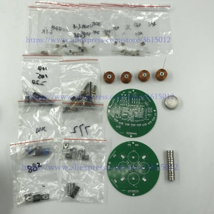 Image 1 - analog circuit intelligent DIY magnetic levitation Kit Push type magnetic suspension simulation system