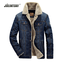 2016 Winter Men Patchwork Short Jacket Fashion Men Denim Jacket Jeans Coat Plus Velvet Outwear Coat