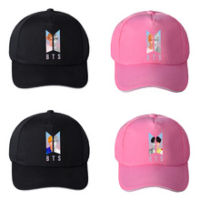 BTS Logo Picture Baseball Cap [All members]