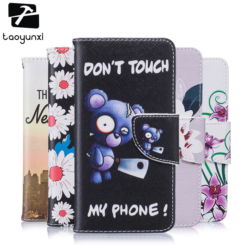 TAOYUNXICell Phone Cases for Apple iPhone 7 Plus iPhone7 Plus A1661 A1784 iPhone 7 Pro Cover PU Leather Skin Shell Bags
