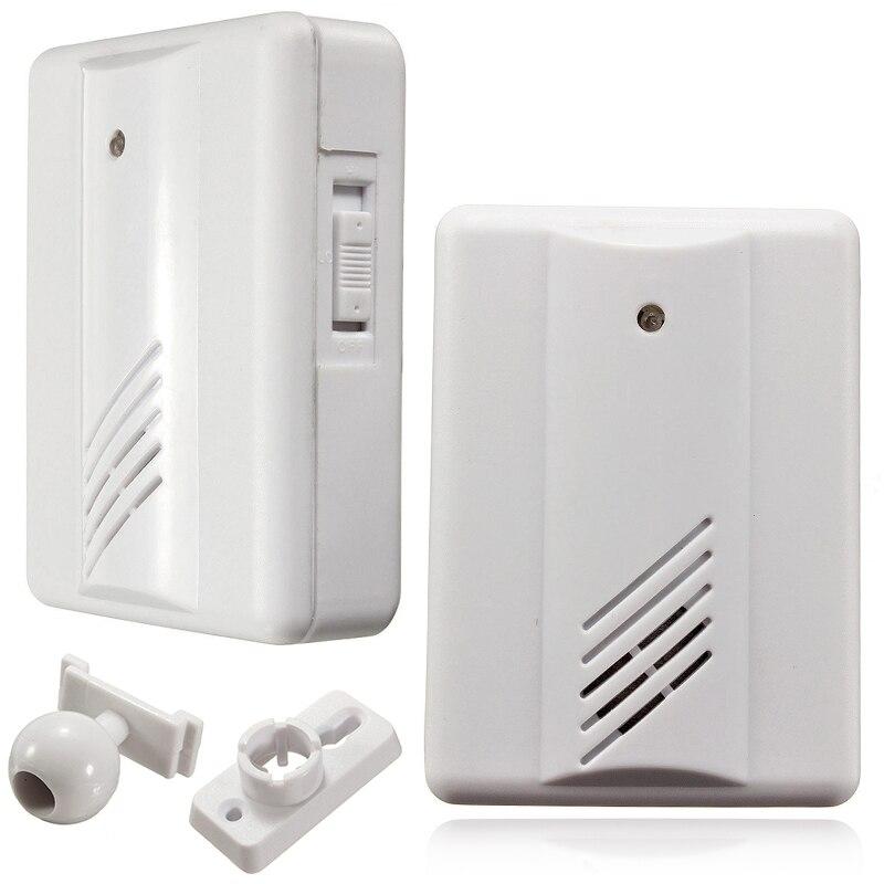 Wireless Digital Campanello Driveway Garage Allarme del Sensore di Movimento A Infrarossi Sistema di Allarme Senza Fili con il Monte per la Casa Porta Campana