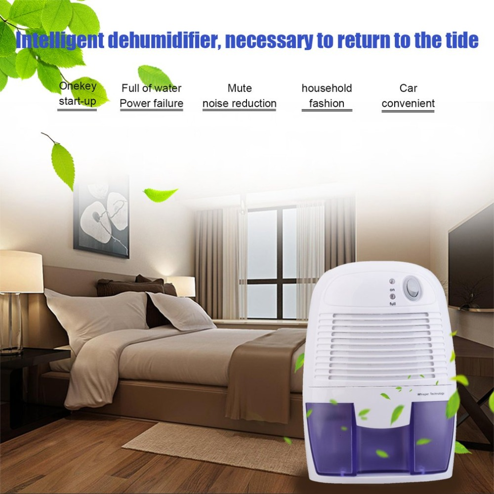 Mini 500ml Air Dehumidifier Dryer Energy Saving Moisture Absorbing Air Dryer For Home Bathroom Kitchen Garage DampMini 500ml Air Dehumidifier Dryer Energy Saving Moisture Absorbing Air Dryer For Home Bathroom Kitchen Garage Damp