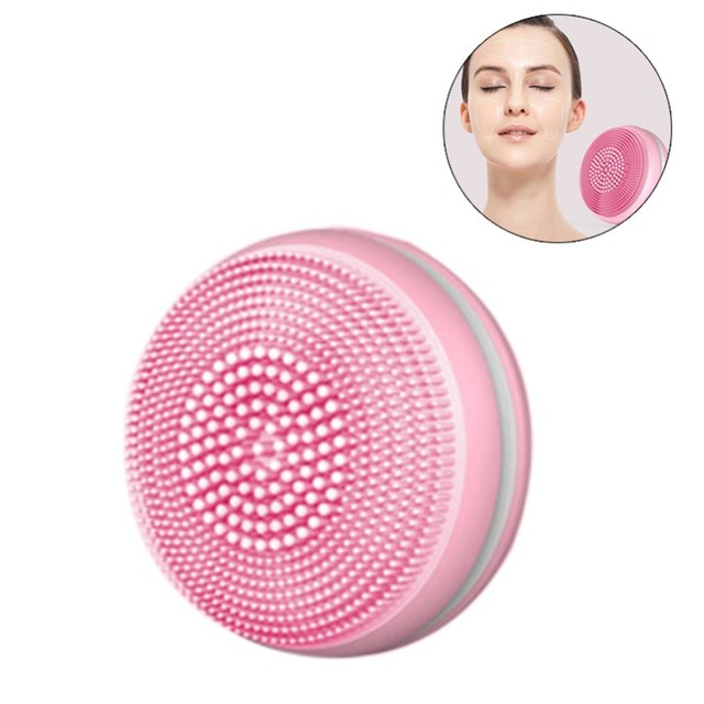 Mini Facial Cleaning Brush