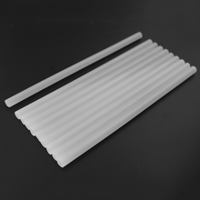 10 / Set of Transparent 7X200mm/11X300mm Hot Melt Glue Stick Electric Glue Gun DIY Rod Repair Power Tool Accessories