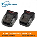 2x Brand New Drill Li-ion Battery Charger For Bosch AL1820CV 10.8V-18V Power Tool BAT607 BAT609 BAT610 AL1860 BC630