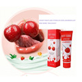 cherry flavored edible lubricant 100ML, lubricants oral sex, vaginal lubrication silk touch massage oil, sex products