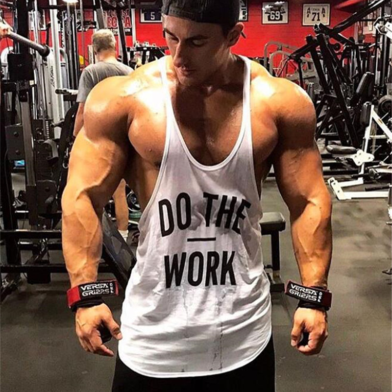 Animal Printed Gyms Singlet Bodybuilding   Tank     Top   Fitness Men Muscle Sleeveless Shirts Sportwear Stringer Vest Plus Size Clothes