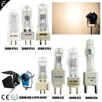 스튜디오 램프 M40 램프 500 W/230 V GY9.5 T19 1000 W 230V CP/73 FKK 2000W 240V G38 T26 650W GY9.5 할로겐 텅스텐 전구 스튜디오 무대 조명 영향 등 & 조명 -