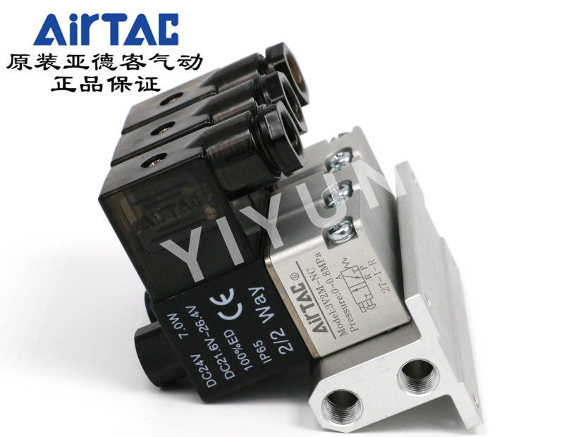 цена на 3V2MNCB-15F 3V2MNCB-16F 3V2MNCB-18F 3V2MNCB-20F Pneumatic components AIRTAC Electromagnetic valve group