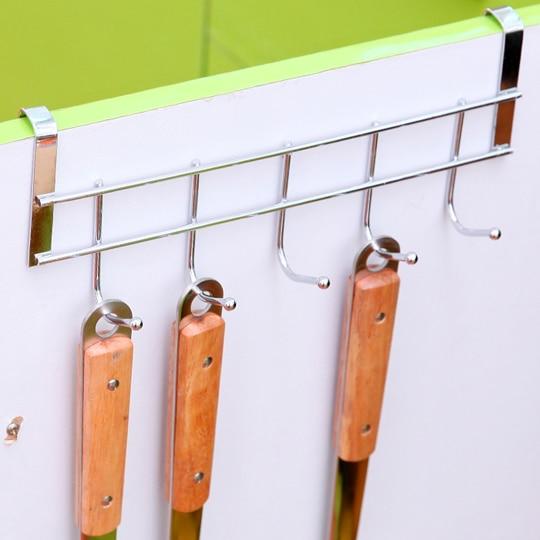 Creative with chrome cabinet door hook kitchen door back ...