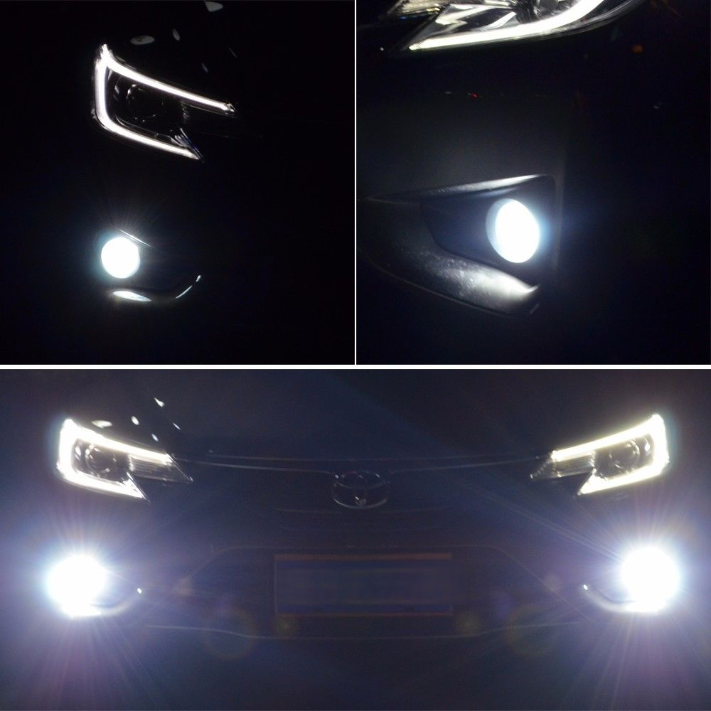 Toyota Sienna 2010-2018 Owners Manual: Turning on the high beam headlights
