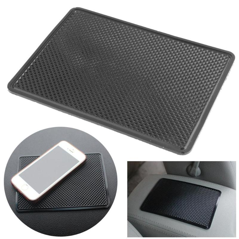New Car Gadget Styling Silicone Anti-Slip Mat for Mobile Phone MP4 Pad GPS Sunglasses Holder Mat Car Interior Accessories