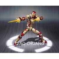 Avengers:Infinity War Superhero Universe Robert Downey Jr Iron Man MK42 PVC Action Figure DC Comics Collection Model Toy G12