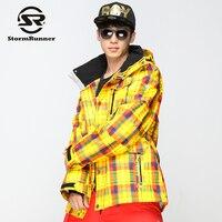 StormRunner Men S Snow Jacket Ski Outdoor Solid Sport Jacket