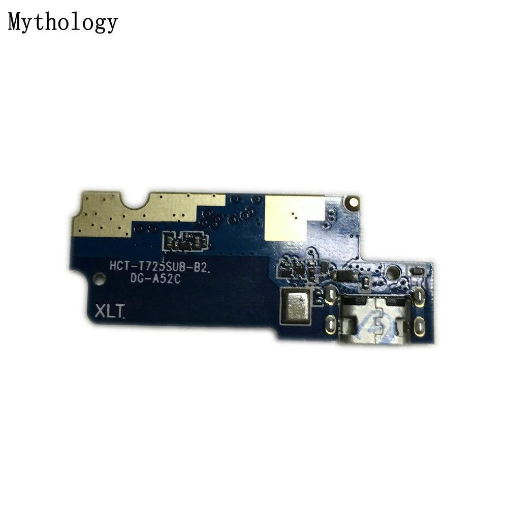 Mythologie Für Doogee Y6 Y6 Klavier USB Board Flex Kabel Dock Connector Mikrofon 5,5 zoll Handy Ladegerät Schaltungen