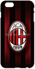 2016 AC Milan Cell phone Cover For iphone 5 5S SE 5C 6 6S 7 PlusTouch 5 6 For Samsung Galaxy J1 J3 J5 J7 A3 A5 A7 A8 Case