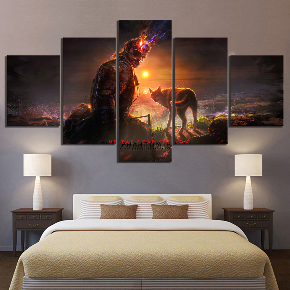 ABSTRACT Art 014 Metal Plate Picture/_Metal wall art Poster