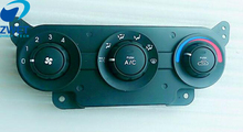 ZWET controlador de aire acondicionado para coche interruptor de aire acondicionado Manual SPECTRA para KIA AC, Control del calentador 97250 2FXXX