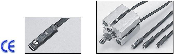KT-36R capteur REED commutateur (LONG fil) AC DC 5-240 VKT-36R capteur REED commutateur (LONG fil) AC DC 5-240 V