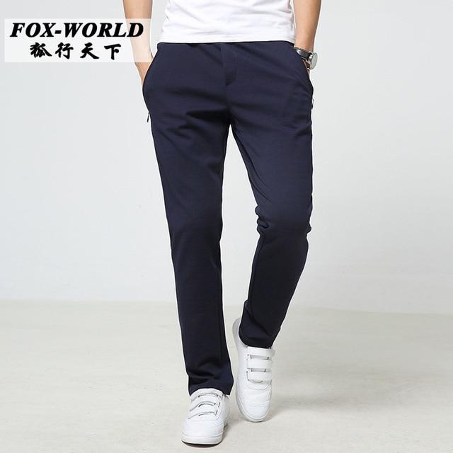 2015 Nuevos Hombres de Letras Casuales Pantalones Flojos Del Color Del Encanto de Encaje Impreso Pantalones Joggers Pantalones de Los Hombres