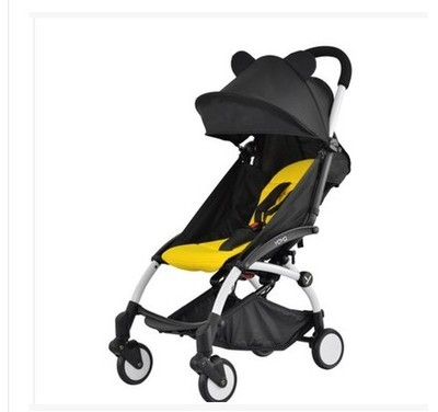 new baby stroller 6KG baby car portable umbrella suspension strollers  sit lie pram 0-36 month  carriage buggies folding carts