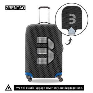 L suitcase cover