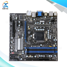 For MSI H55M-E33 Original Used Desktop Motherboard For Intel H55 Socket LGA 1156 For i3 i5 i7 DDR3 Micro-ATX On Sale