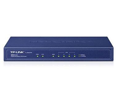 Routeur VPN TP R600vpn 1 p Wan Giga + 4 p Giga Lan 20 Tuneles VPN-16 Tuneles VPN PPTP-16 Tuneles VPN L2tp