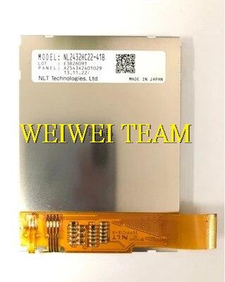 Per Trimble TDS RECON schermo LCD display con touch screen digitizer pannello Originale nuovo NL2432HC22-41BPer Trimble TDS RECON schermo LCD display con touch screen digitizer pannello Originale nuovo NL2432HC22-41B